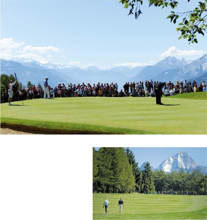 À proximité du Golf Resort La Gruyère, dans un périmètre de 100 kilomètres environ, les golfeurs ont à portée de clubs une trentaine de parcours pour cultiver l'art du swing.