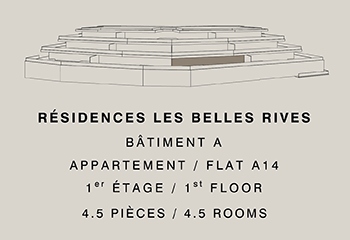 Apartamento A14