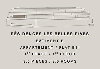 Appartement B11