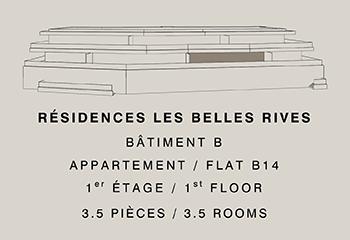 Apartment B14