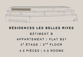 Appartement B21