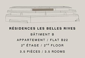 Appartement B22
