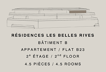 Appartement B23
