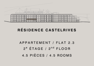 Castelrives Residence, Apartment 2.3