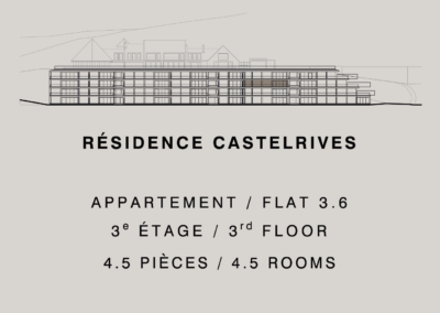 Castelrives Residence, Apartment 3.6